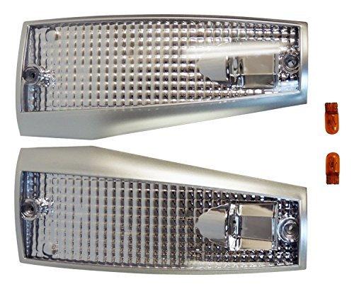 (Light Kit, Side Marker, Clear - Crown# RT28027)