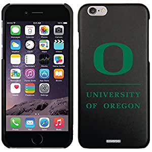 Oregon - University design on Black iphone 4 4s Microshell Snap-On Case