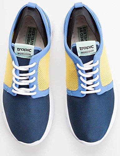 Tropic - Zapatillas de agua Athletic Sport ligero, Unisex, Blue, 40: Amazon.es: Zapatos y complementos