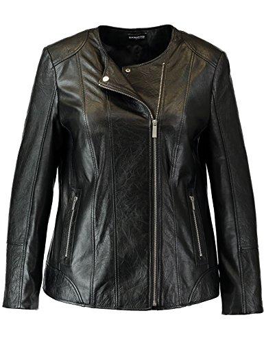 samoon Veste en cuir (cuir véritable) 330116–21175
