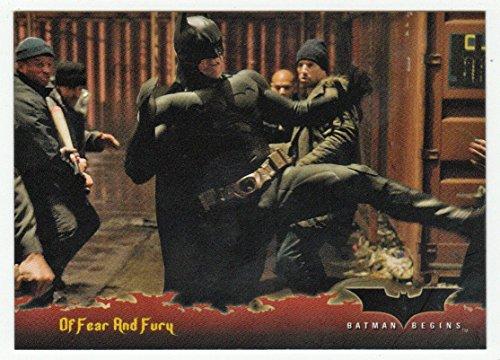 (Of Fear And Fury (Trading Card) Batman - Batman Begins # 45 Topps 2005 -)