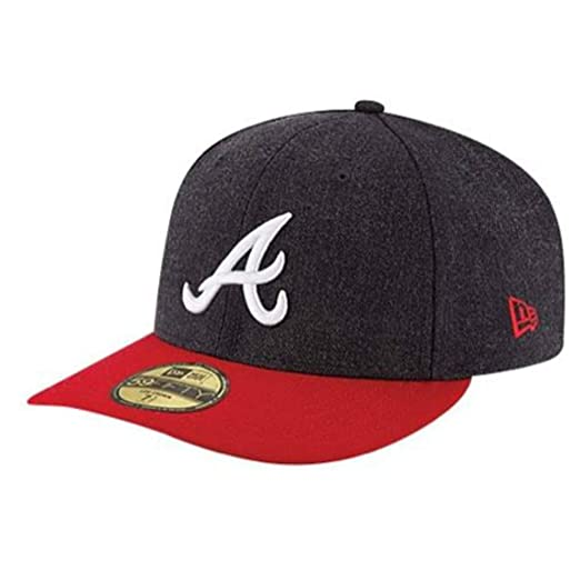 58f72969 Amazon.com : New Era MLB Change Up Low Crown 59FIFTY Fitted Cap : Clothing