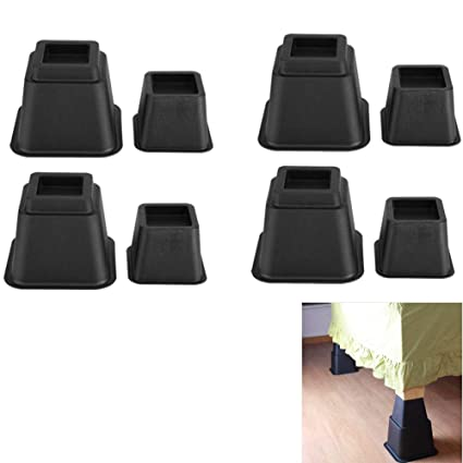 Excellent Sofa Risers 8 Pcs Adjustable Furniture Raisers Heavy Duty Home Interior And Landscaping Spoatsignezvosmurscom