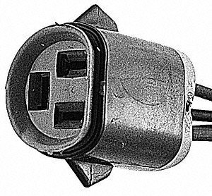 (Standard Motor Products S629 Pigtail/Socket)