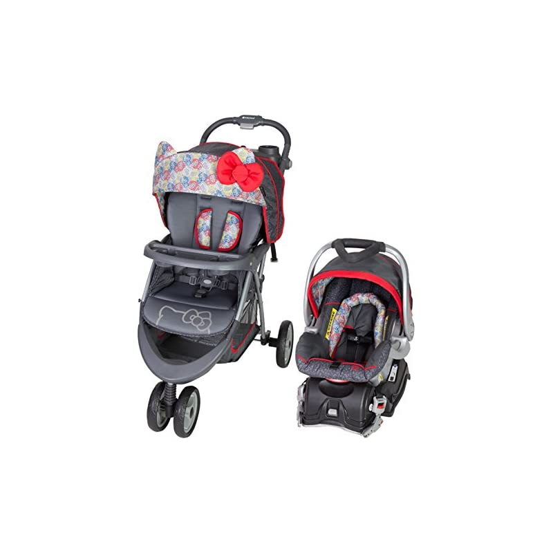 Baby Trend EZ Ride 5 Travel System, Hell