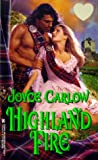 Highland Fire, Joyce Carlow, 0821762257