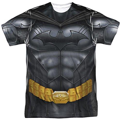 Batman- Body Armour Costume Tee T-Shirt Size XXXL ()