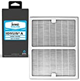 idylis a filters - Home Revolution Replacement HEPA Filter, Fits Idylis IAP-10-100 and IAP-10-150 Air Purifiers and Type A Part IAF-H-100A