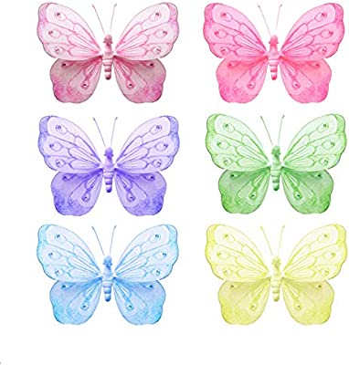 Butterfly Decorations Small 5\