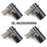 Haimall PDC Parking Sensor 66206989068 For BWM 5 SERIES Parking Sensor E60 E61 SALOON FRONT REAR 6989068 backup aid sensor (4pc)