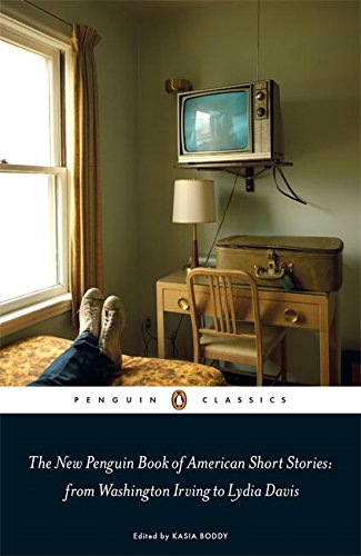Penguin Classics the New Penguin Book of American Short Stories: From Washington Irving To Lydia - Irving And Harlem