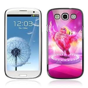 YOYOSHOP [Cute Fabulous Bird] Samsung Galaxy S3 Case