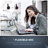 Mpow 071 USB Headset/ 3.5mm Computer Headset with