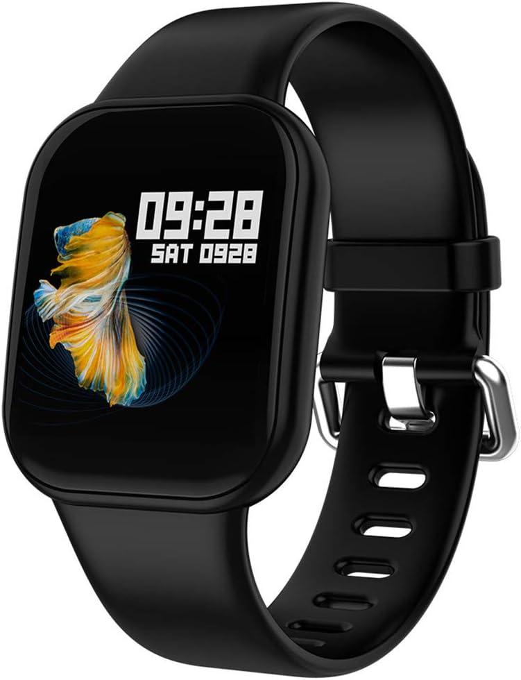 Amazon.com: Nesee Smart Watch, Sport Waterproof Smartwatch ...