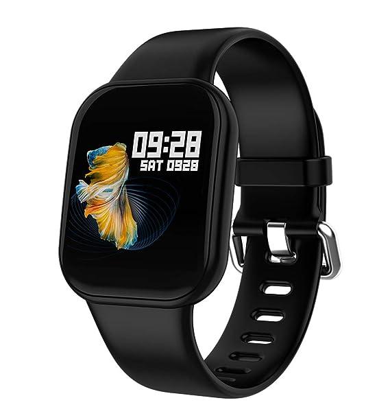 ⌚⌚Pulsera Actividad, Hombres Smartwatches Smartwatch ...