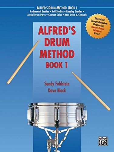 Alfreds Drum Method Comprehensive Beginning product image