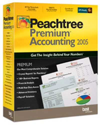 Peachtree Premium Accounting 2005