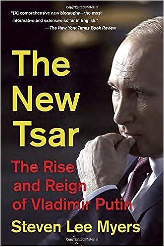 Steven Lee Myers - The New Tsar Audiobook Free Online