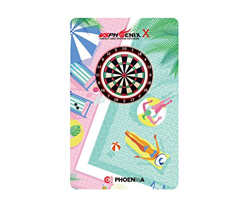 フェニックスクラブカード フェニカ NO.2061 プールサイド