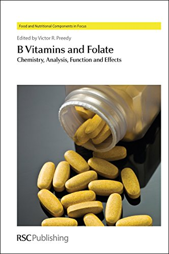 B Vitamins and Folate: Chemistry, Analysis, Function and Effects (Food and Nutritional Components in Focus)