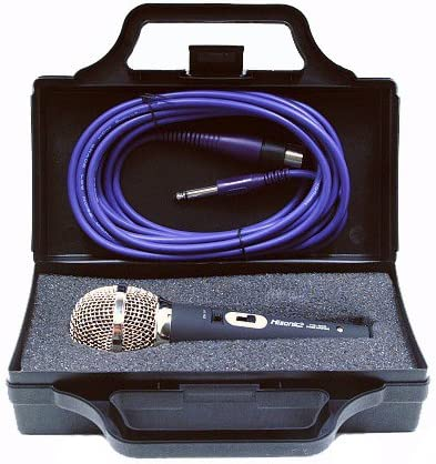 49BMD100 Hi-Fidelity Unidirectional Dynamic Microphone with Cable