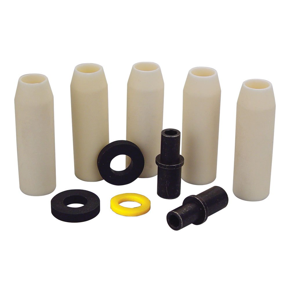 Skat Blast Large Ceramic Nozzle Combo Pack for Skat Blast Power Siphon Sandblasting Guns, Made in USA, 6300-70