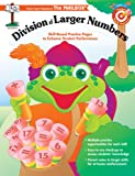 Target Math Success Division of Larger Number, Debra Liverman, 1562346008