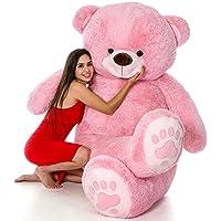 SPECSYBEARTeddy Bear for Girls, Panda Teddy Bears, tady Bears Toys Big Size Latest (Pink)4 Feet
