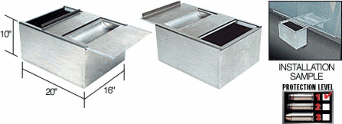 CRL Sliding Deal Tray and Pass-Thru Drawer