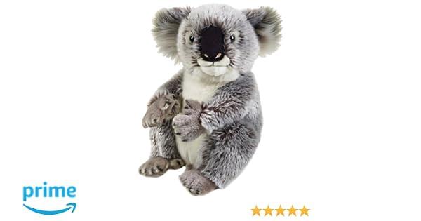 National Geographic - 8004332707080 - Peluche Koala: Amazon.es: Juguetes y juegos
