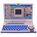 Promotion Mall Educational English Learning Laptop with Keyboard Mouse for Kids 20 Activity Games