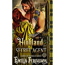 The Highland Secret Agent (Lairds of Dunkeld Series) (A Medieval Scottish Romance Story)