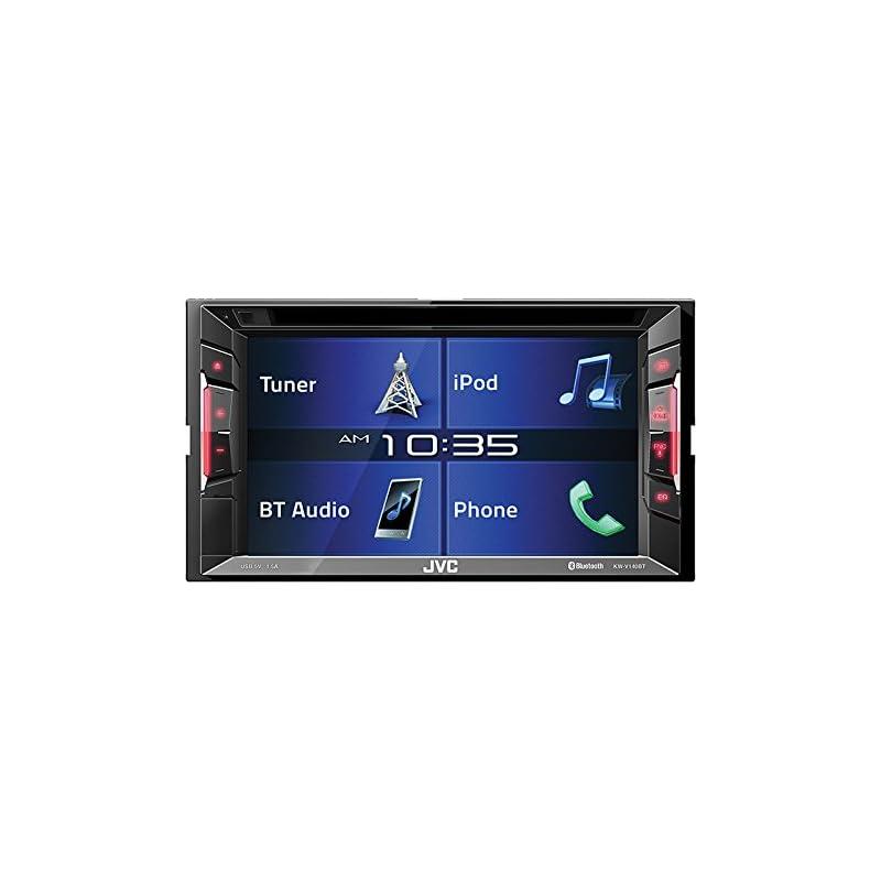Jvc KWV140BT Double Din Bt in-Dash DVD/c