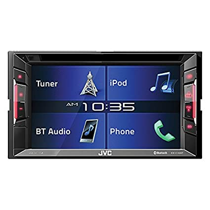 What color is the memory wire on a jvc car stereo