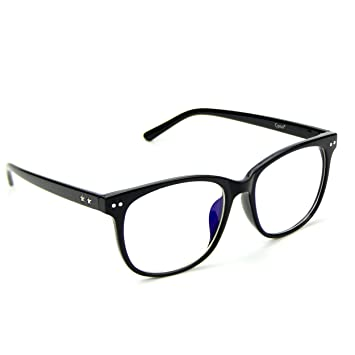 1976af55bc3 Amazon.com  Cyxus Blue Light Filter Computer Glasses (Transparent ...
