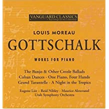 Gottschalk:  Piano Works; a Ni