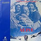 Alive (Laserdisc)