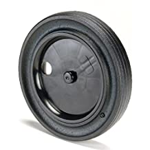 12'' Wheel for 64 GAL & 95 GAL Wheeled Bins for 3/4'' Axle