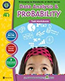 Data Analysis and Probability, Grades PK-2, Tanya Cook, 1553194624