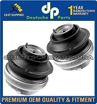 Mercedes Benz ENGINE MOUNT LEMFORDER OEM Quality 2112402617+2112402717