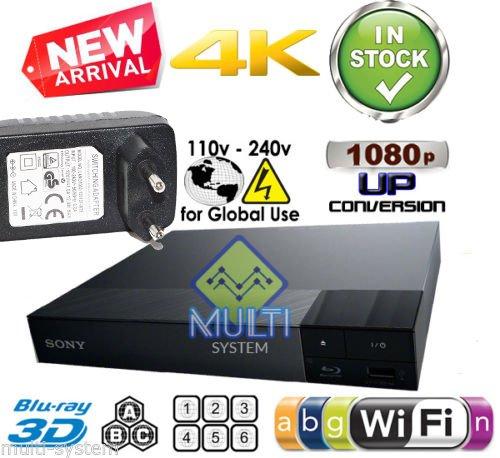2 opinioni per Sony bdp-s6700con conversione 2K/4K Lettore multi zona Region Code free blu