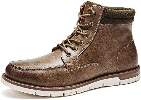 Kkyc Mens Hiking Boots Outdoor Non Slip Casual Boots