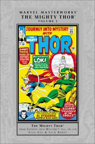 Marvel Masterworks: The Mighty Thor, Vol. 2 pdf