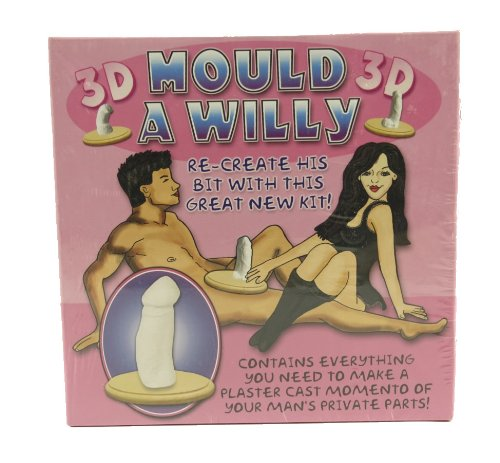 3d Mould A Willy