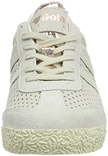 2014 unisex cheap online outlet find great Gola Women's Harrier Glimmer Suede Wndchm/R.GLD/O.WHT Trainers Beige (Wndchm/R.gld/O.wht Fa) purchase cheap price for nice cheap price visit new baaJS