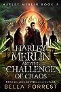 Harley Merlin 8: Harley Merlin and...
