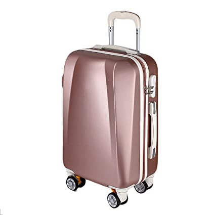 Amazon.com: Suitcases Trolley Case Female Makeup Suitcase ...