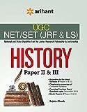 UGC NET/SET (JRF & LS)  - History Paper 2&3