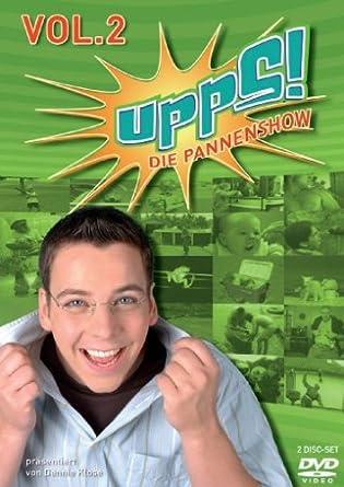 Upps Die Pannenshow Vol 2 2 Dvds Amazonde Dennie Klose