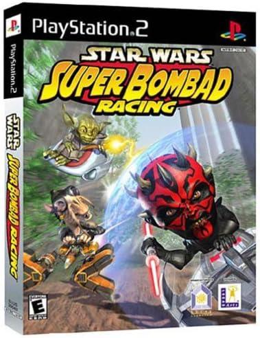 Star Wars Super Bombad Racing Ps2 Amazon Co Uk Pc